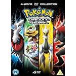 Pokemon movie Filmer Pokemon Movie: Diamond & Pearl Collection [DVD]